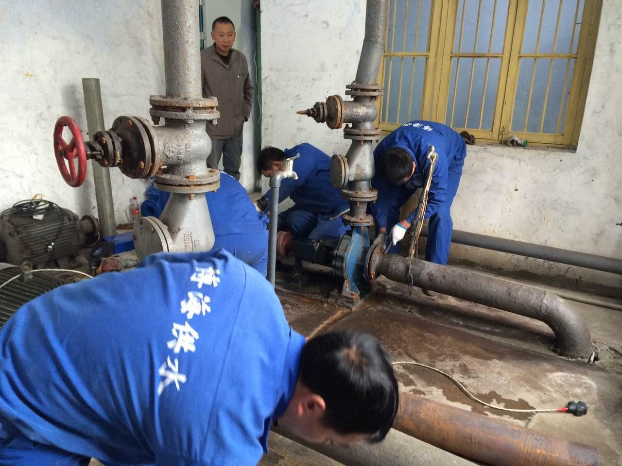 供水设备的给水管道怎样敷设?