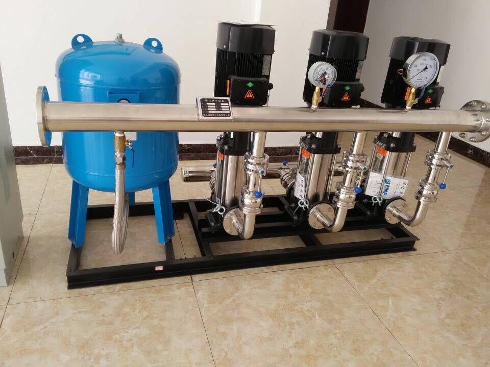 如何使用变频恒压供水设备最节能?