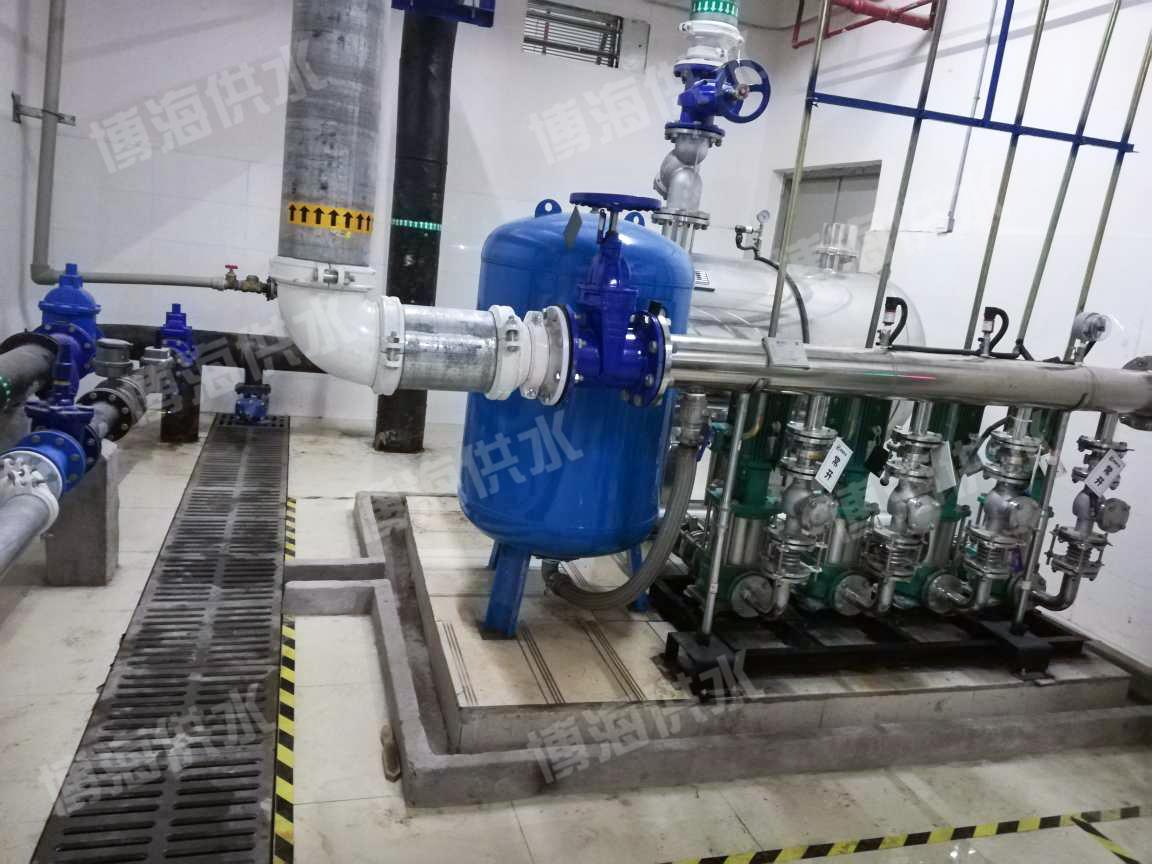 做好二次供水设备维护工作延长设备使用年限